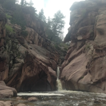 Guffey Waterfall